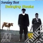 Sunday best cd musicale di Steaks Swinging