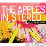 #1 HITS EXPLOSION                         cd musicale di APPLES IN STEREO