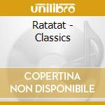 Ratatat - Classics cd musicale di RATATAT