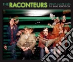 STEADY AS SHE GOES cd musicale di RACOUNTERS