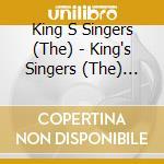 CHRISTMAS cd musicale di KING'S SINGERS