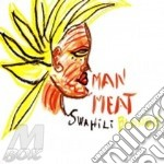 Swahili Blonde - Man Meat cd musicale di Blonde Swahili