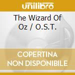 Wizard of oz (ost) cd musicale di Artisti Vari