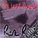 Real rap (2cd) cd musicale di Poets Last