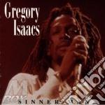 Sinner man cd musicale di Gregory Isaacs