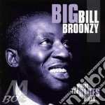 Where the blues began cd musicale di Bronzy big bill