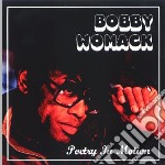 Poetry in motion cd musicale di Bobby Womack