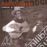 Standing on the corner (2cd) cd musicale di Rodgers Jimmie