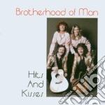 Hits & kisses (2cd) cd musicale di Brotherood of man