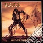The last command cd musicale di W.A.S.P.