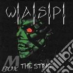 W.a.s.p. - The Sting cd musicale di W.A.S.P.