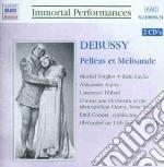 Pell????as et melisande cd musicale di Claude Debussy