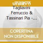 Tagliavini Ferruccio & Tassinari Pia - In Concert - Arie E Duetti cd musicale di TAGLIAVINI & TASSINARI