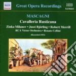 Mascagni Pietro - Cavalleria Rusticana cd musicale di Pietro Mascagni