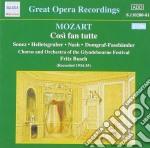 Cos???? fan tutte cd musicale di Wolfgang Amadeus Mozart