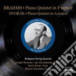 Brahms Johannes - Quintetto Per Pianoforte E Archi Op.34 cd musicale di Johannes Brahms