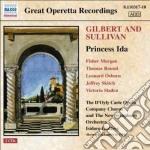 Princess ida, the gondoliers (estratti) cd musicale