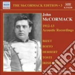 Edition vol.3: the acoustic recordings ( cd musicale di John Mccormack