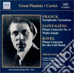 Saint-saens Camille - Concerto X Pf N.4 Op.44, Studio In Forma Di Valzer cd musicale di Camille Saint-saËns