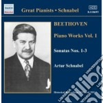 Opere per pianoforte (integrale), vol.1: cd musicale di Beethoven ludwig van