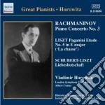 Rachmaninov Sergei - Concerto Per Pianoforte N.3 Op.30 cd musicale di Sergei Rachmaninov