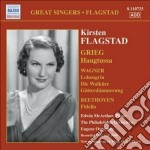 Hauugtussa op.67 (lieder) cd musicale di Edvard Grieg