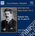 Opere per pianoforte (integrale), vol.9 cd musicale di Beethoven ludwig van