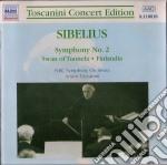 Sinfonia n.2, il cigno di tuonela, finla cd musicale di Jean Sibelius