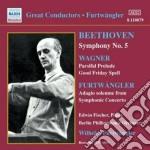 Beethoven Ludwig Van - Sinfonia N.5 Op.67 cd musicale di Beethoven ludwig van
