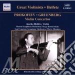 Prokofiev Sergei - Concerto X Vl N.2 Op.63 cd musicale di HEIFETZ
