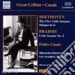 Sonate x vlc, minuetto in sol cd musicale di Beethoven ludwig van