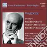 Wagner Richard - Ouvertures Ed Estratti Dalle Opere cd musicale di Richard Wagner