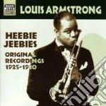 Heebie jeebies cd musicale di Louis Armstrong