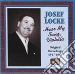 Hear my song, violetta, original recordi cd musicale di Josef Locke