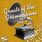 Greats Of The Gramophone, Vol.1 cd musicale