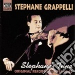 Stephane Grappelli - Original Recordings 1938-1942: Stephane's Tune cd musicale di StÉphane Grappelli
