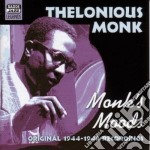 Thelonious Monk - Original Recordings 1944-1948: Monk'smoods cd musicale di Thelonious Monk