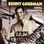 Swing favourites vol.2: 1936-1939, jam s cd musicale di Benny Goodman