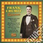 Frank Crumit - Returns: Original Recordings 1920-1938 cd musicale di Frank Crumit