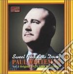 Sweet and low down, original recordings, cd musicale di Paul Whiteman