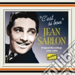 Sablon Jean - Original Recordings 1934-1950: