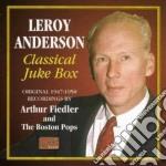 Leroy Anderson - Classical Juke Box cd musicale di Leroy Anderson