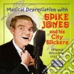Spike Jones - Musical Depreciation: Original Recordings 1942-1950 cd musicale di Spike Jones