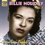Trav'lin' light, original recordings vol cd musicale di Billie Holiday