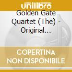 Golden Gate Quartet - Original Recordings 1937-1942: Gospel Train cd musicale di GOLDEN GATE QUARTET