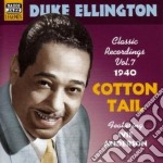 Cotton tail cd musicale di Duke Ellington