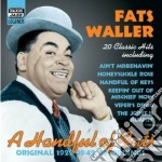 Fats Waller - Original Recordings 1929-1942: A Handful Of Fats cd musicale di Fats Waller