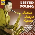 Lester Young - Original Recordings 1942-1944: Lester Leaps Again cd musicale di Lester Young