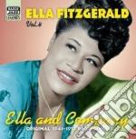 Ella and company, original recordings vo cd musicale di Ella Fitzgerald