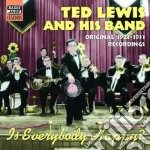Ted Lewis And His Band - Original Recordings 1923-1931: Is Everybody Happy? cd musicale di Ted Lewis